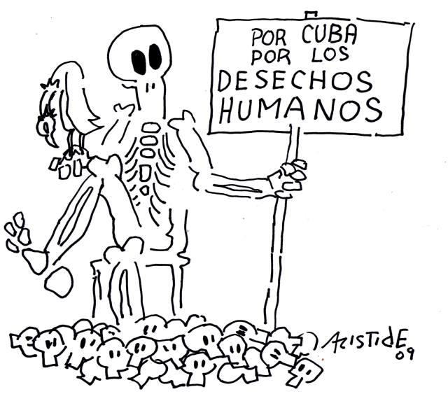 Desechos humanos