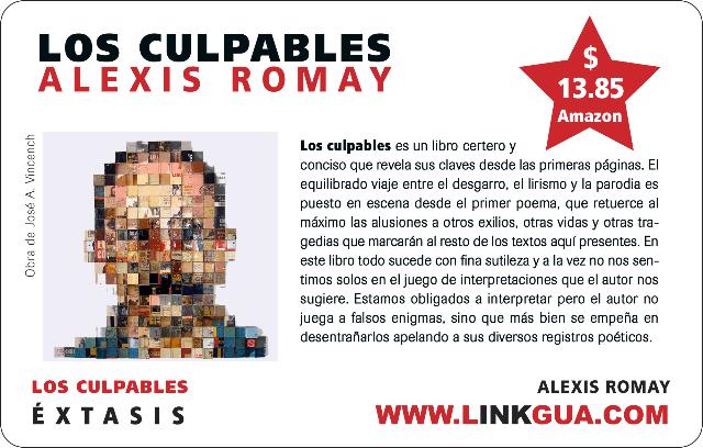 Alexis Romay - Los culpables