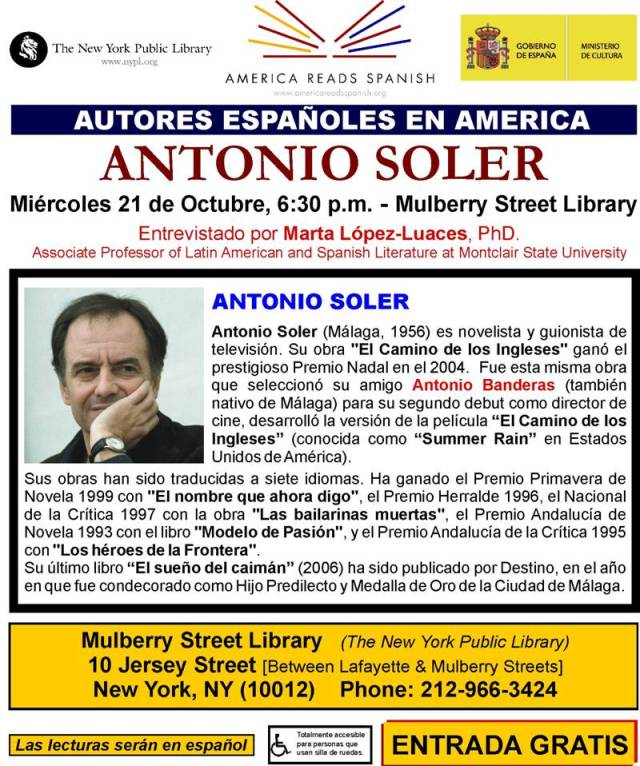 antonio soler en MS Library