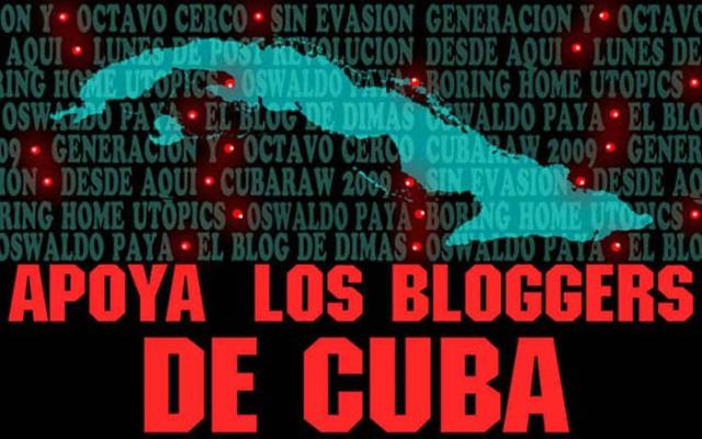 Apoya los Bloggers Cubanos