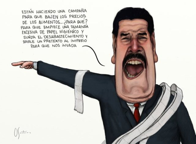 Maduro sanitario