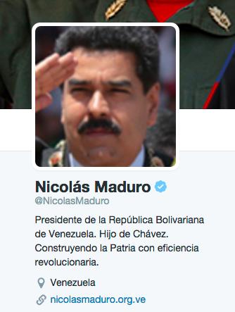 @Maduro